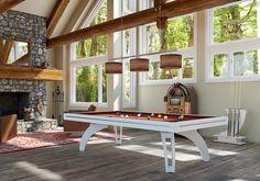 Linea P40, biliardi tavolo innovativi per la tua casa ed il tuo ufficio. #biliardietrusco #biliardo #biliardotavolo