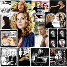 Peyton Sawyer. (One Tree Hill.)