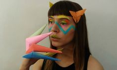 origami make up