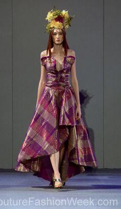 Shekhar Rehate Couture Fashion Show New York 2013 Collection Printemps 2013 #shekharrehate #mode #fashion #printemps2013 #newyork #couturefashionshow #couture #robe #ethnique