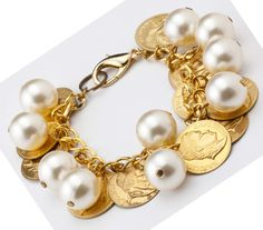 Gold Jewelry | Gold coin jewelry: