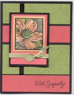 Sympathy C by MrsNemo - Cards and Paper Crafts at Splitcoaststampers