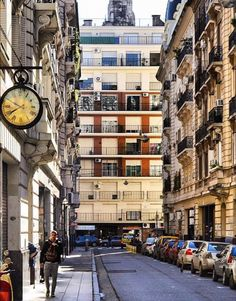 Street View, Buenos Aires