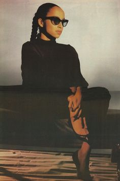 Sade, totally the voice of sexy 80's after dark