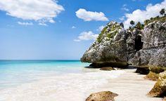 Beach Paradise in Tulum, Mexico