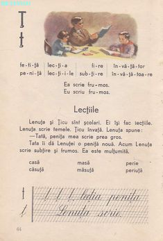 Abecedar 1959 – Un zâmbet de copil… Firefox Logo, Romanian Language, Learn German, Vintage School, After School, Kids Education, My Childhood, Homeschool, Nostalgia