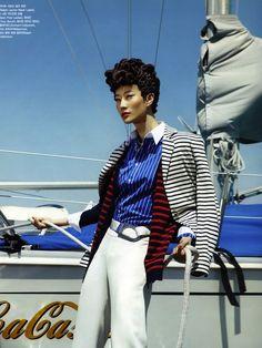 """Bon Voyage"" by Bo Lee for Vogue Korea"
