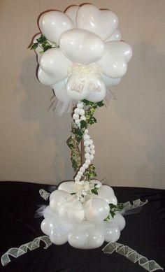 Wedding topiary