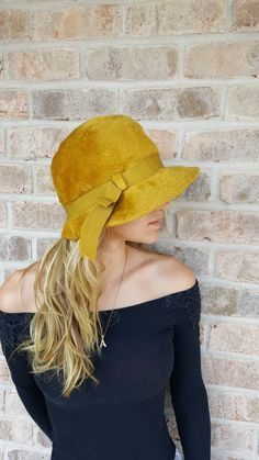 ad9eb71453b7f 59 Delightful Vintage Hats From Why We Love The Past on ETSY images ...