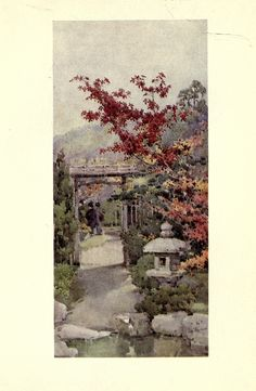 Veronica-Decor: The flowers and gardens of Japan