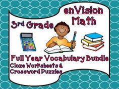math worksheet : 1000 images about envision math on pinterest  envision math  : Envision Math Worksheets