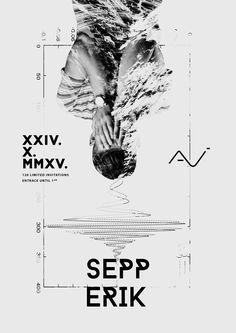 Event Poster. Club AVi - Romania on Behance