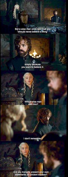 Daenerys & Tyrion (7x3)