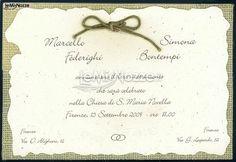 http://www.lemienozze.it/operatori-matrimonio/partecipazioni_e_tableau/tipografia_salassa/media/foto/4  Partecipazioni di matrimonio con cordoncino