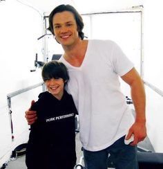 So freaking cute.  Colin Ford was absolutely the PERFECT casting choice for little Sam.