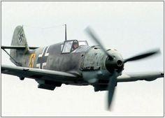 Stuka — Messerschmitt Bf109