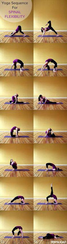 yoga for back flexibility. health & well being/yoga for beginners/womens fitness… yoga for back flexibility. health & well being/yoga for beginners/womens fitness routines Ashtanga Yoga, Vinyasa Yoga, Yoga Bewegungen, Sup Yoga, Yoga Moves, Yoga Flow, Yoga Exercises, Kundalini Yoga, Fitness Exercises