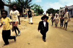 WHO IS THE DANDY MAN? The Congo Subculture Uncovered | Messy Nessy Chic Messy Nessy Chic