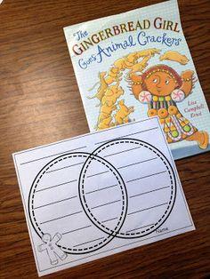 gingerbread  week activities