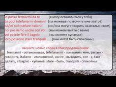 Итальянский для начинающих. От носителя языка