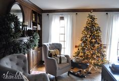 Holiday Housewalk 2014  by Dear Lillie