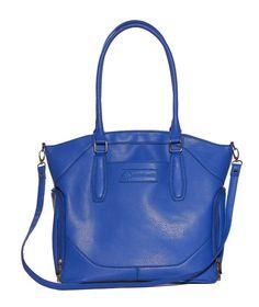 Annie Breast Pump Bag {Dazzling Blue} - $165 - www.milkandbaby.com