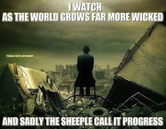 Ezekiel 34:8 [8]As I live, saith the Lord GOD, surely because my flock became a prey, and my flock became meat to every beast of the field, because there was no shepherd, neither did my shepherds search for my flock, but the shepherds fed themselves, and fed not my flock;