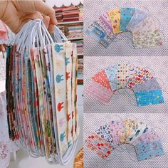 😷😷😷Top 4 ways of hand sewing an amazing mask from cotton fabric Dress Sewing Patterns, Sewing Patterns Free, Sewing Tutorials, Diy Mask, Diy Face Mask, Mouth Mask Fashion, Useful Origami, Crafts To Do, Hand Sewing