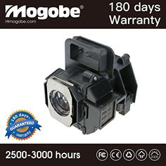 For ELPLP49 Replacement Projector Lamp by Mogobe