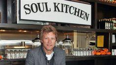 Soul Kitchen: Bon Jovi musikariaren jatetxe solidarioak. // Soul Kitchen: los restaurantes solidarios del músico Bon Jovi.