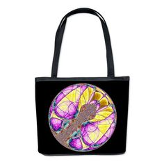 Illuminating Insect Bucket Bag