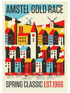 tour of flanders posters - Google Search