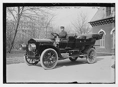 "President's ""White"" (automobile) - 40hp, Washington, D.C."