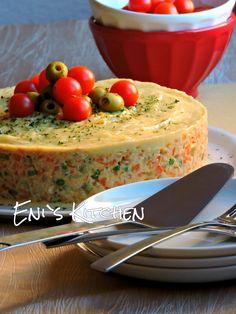 Eni´s Kitchen: La salade de boeuf! - Salata de beof!