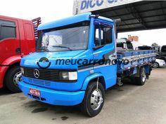 Mercedes-benz Mb 710 Plus 2003 - Meu Carro Novo