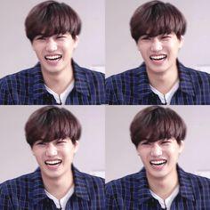 Meu bebê sorriso *---* Kai EXO ❤️