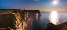 """Étretat"": cozy France with a great soul"