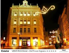 Ventana Hotel - favorite hotel in Prague