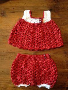 Ravelry: doe-doe-bird's Easy baby Sun Dress