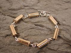 Bullet shell bracelet!=D