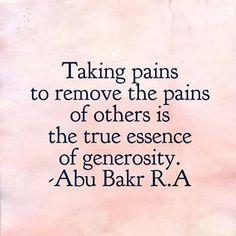 Al-Khulafaa'u ar-Rashiduun ash-Shiddiq Abu Bakr Abd Allah bin Abi Quhaafah (RA) (Quote)