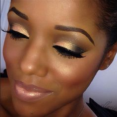 Gorgeous Make Up...love the dewy look