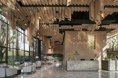 Oka Haus sales gallery by Anonym, Bangkok – Thailand » Retail Design Blog