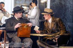 A adaptação da obra policia de Agatha Christie, Assassinato no Expresso do Oriente ganhou suas primeiras imagens, divulgadas pela EW.
