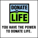 Donate life - organ donation