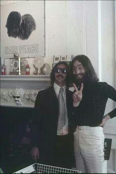 Lennon & Ringo
