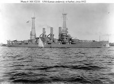 USS Kansas BB-21