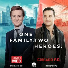 One family. Two heroes. One Chicago.