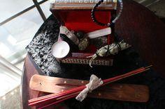 Cosmic Altar Box/Altar kit by etherealmarket on Etsy
