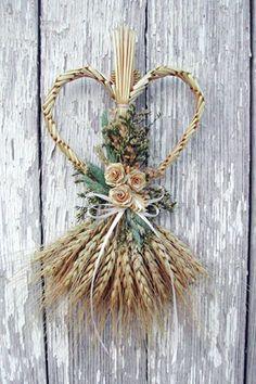 Straw Artist - Kansas Wheat